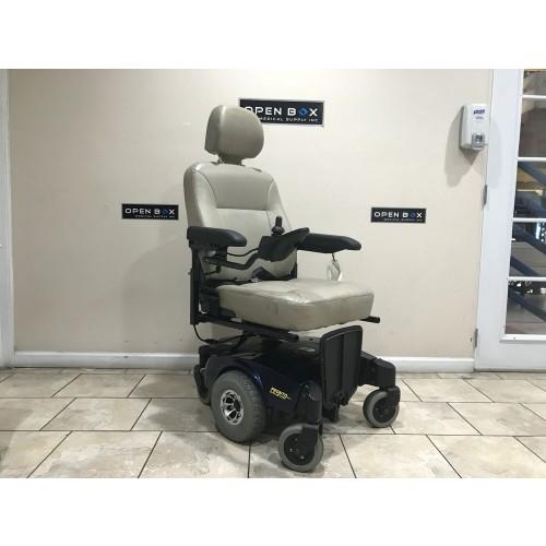 Used Invacare Pronto M61 Power Wheelchair w/ SureStep