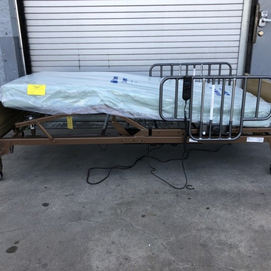 used-invacare-semi-electric-hospital-bed-1-1