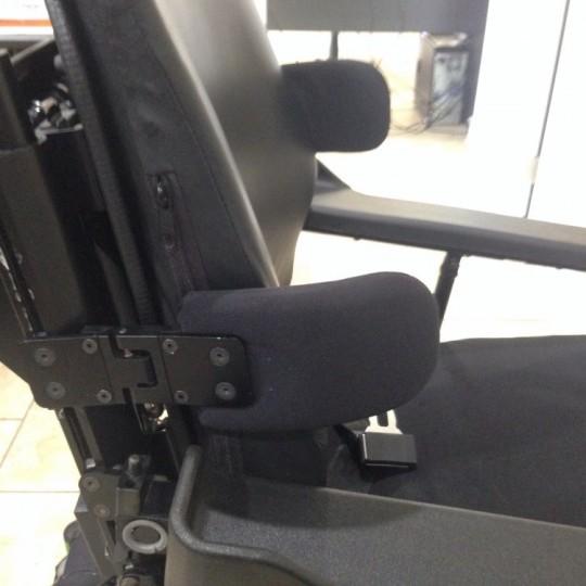 Used Invacare TDX SP Rehab Tilt Power Wheelchair