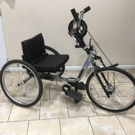 Used Invacare Top End Excelerator Handcycle