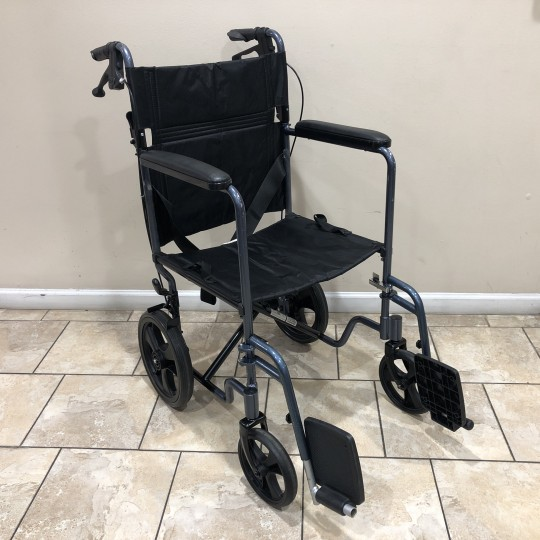 Used Nova Comet Transport Wheelchair