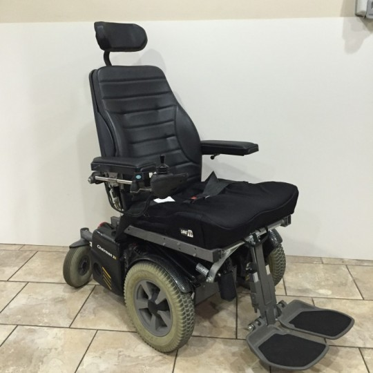 Used Permobil Chairman 2S Power Wheelchair