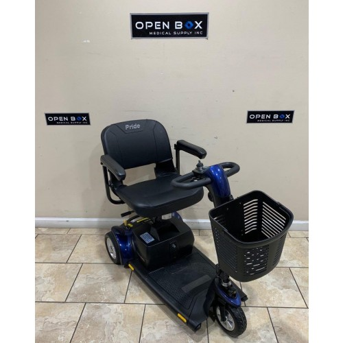 Used Pride Go-Go Sport 3-Wheel Mobility Scooter