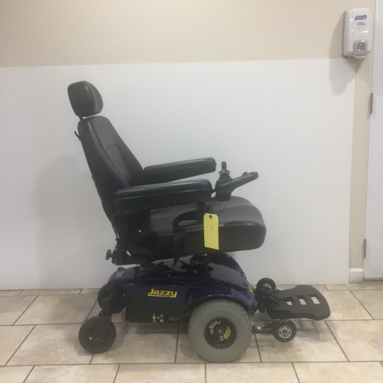 Used Pride Jazzy Select 6 Power Wheelchair