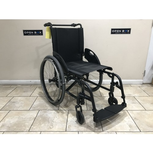 Used Quickie 2 Foldable Ultra Lightweight Wheelchair