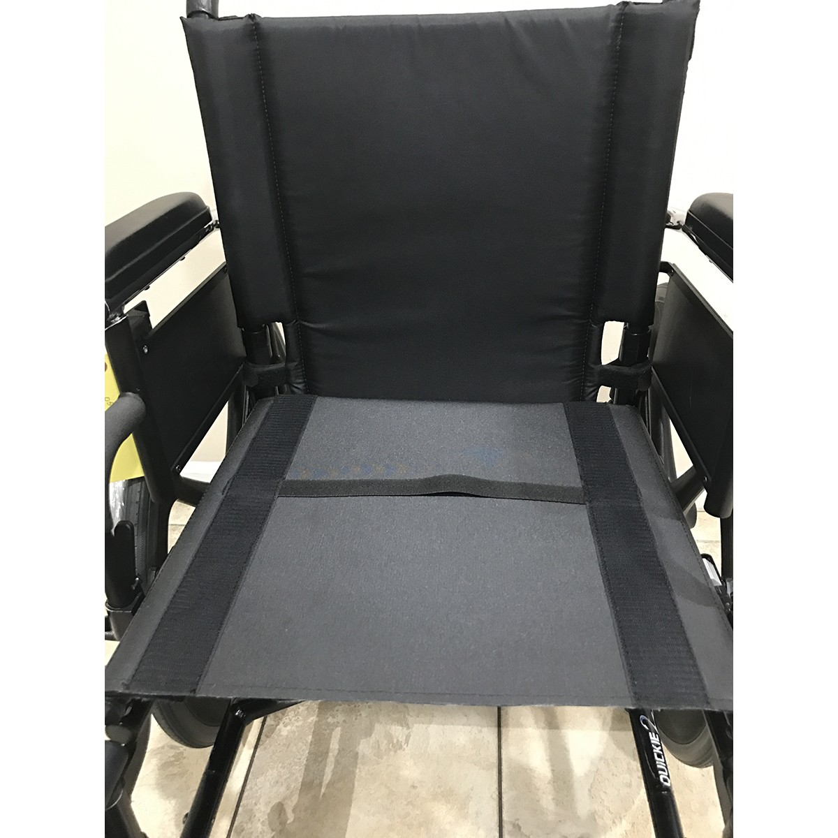 Chair on Used Quickie 2 Folding Lightweight Wheelchair