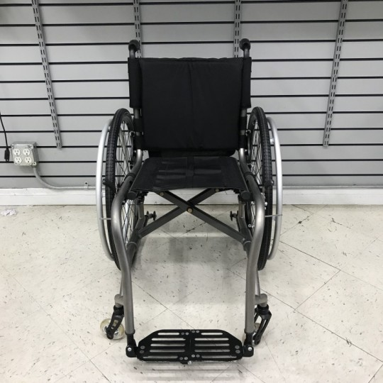 Front view of Used TiLite TX Folding Manual Wheelchair