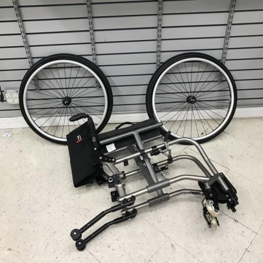 Used TiLite TX Folding Manual Wheelchair