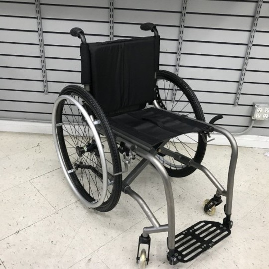 TiLite TX Folding Manual Wheelchair
