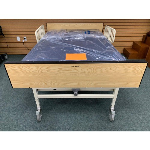 Used Tuffcare T5060 Heavy Duty Hi-Low Bariatric Bed