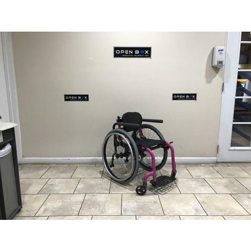 Zippie Zone Pediatric Rigid Manual Wheelchair