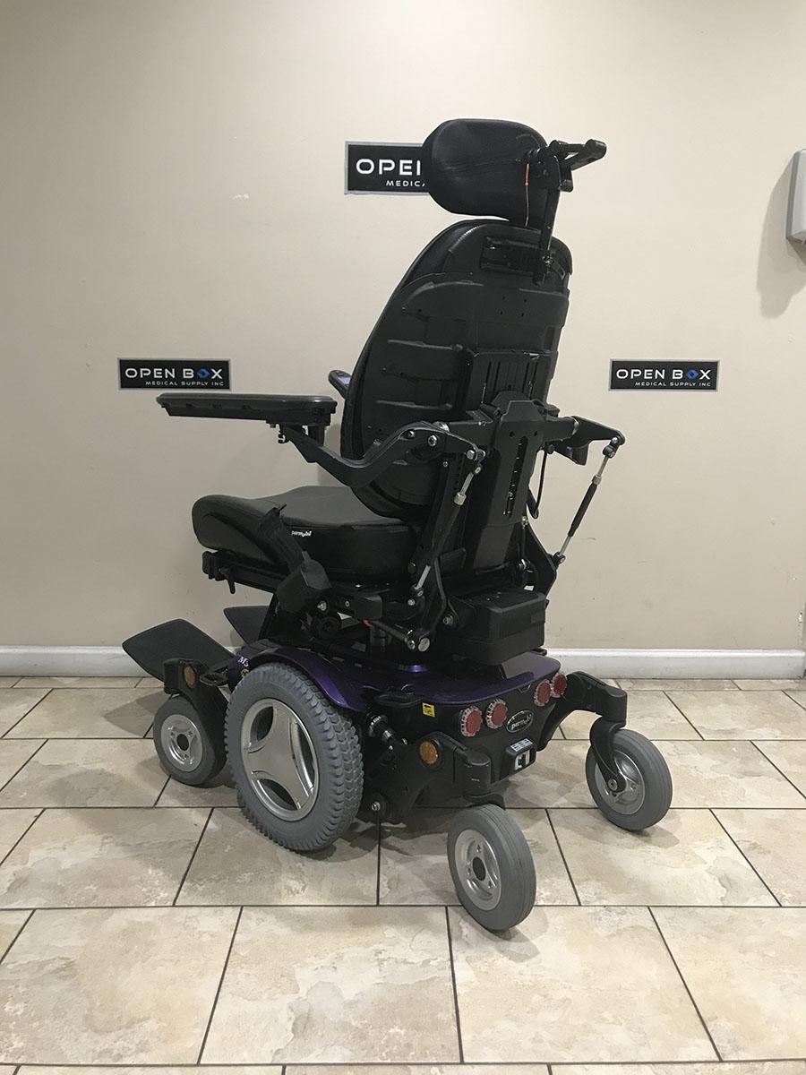 Permobil M300 HD Power Wheelchair