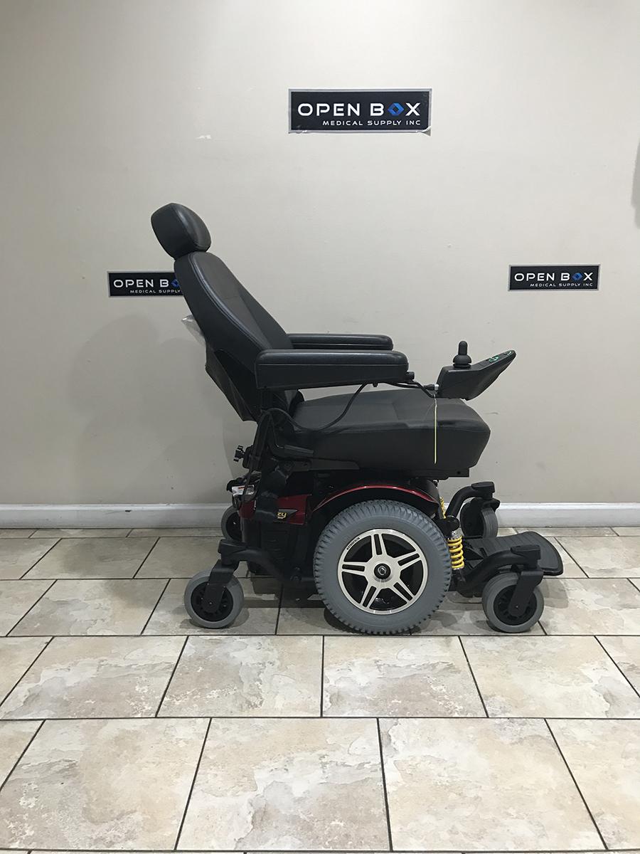 pride jazzy 614 hd mid wheel power wheelchair rh openboxmedical com Jazzy 614 HD Parts List Jazzy 614 HD Controller