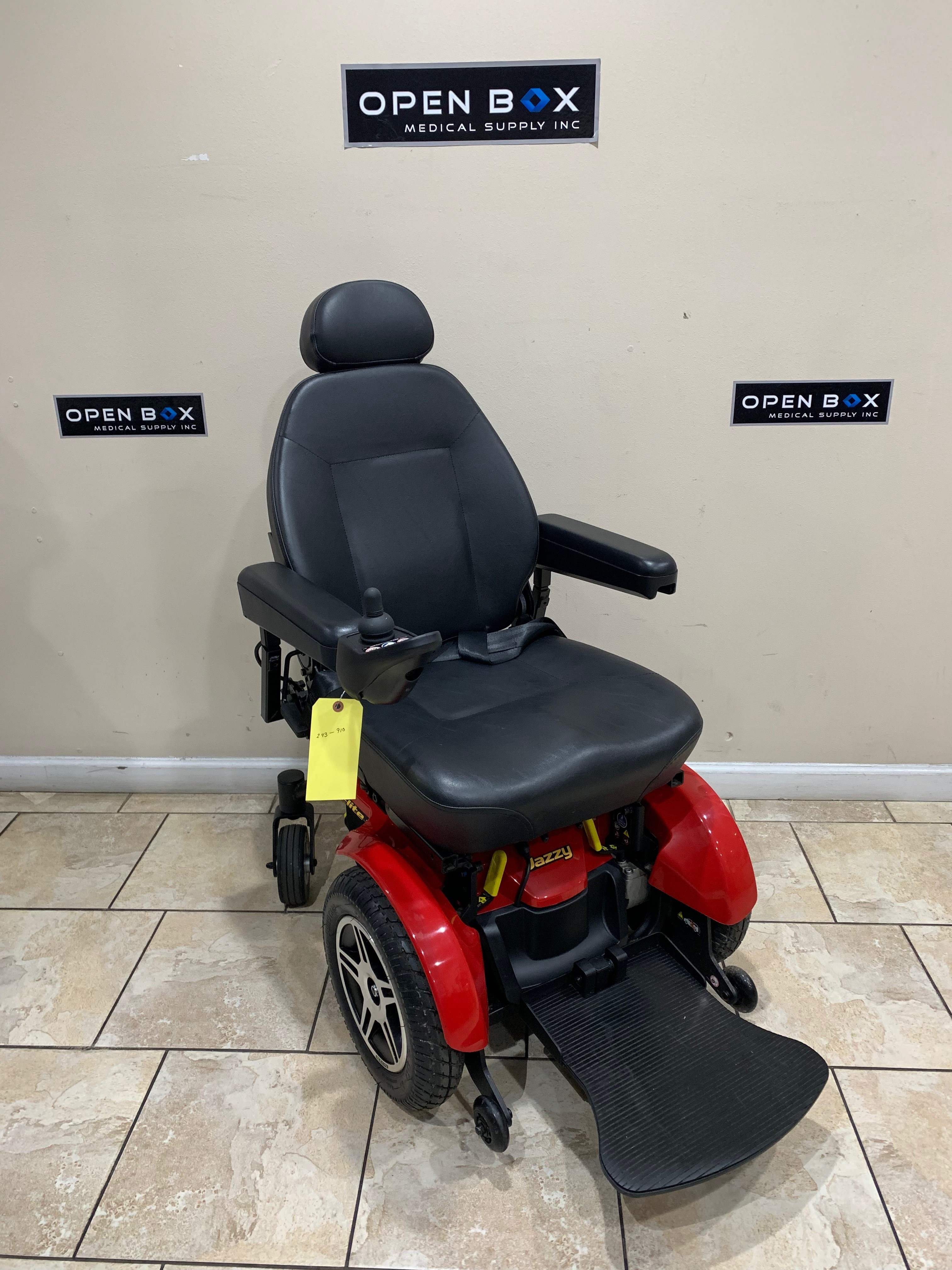 How Much Is A Wheelchair >> Pride Jazzy Elite 14 Power Wheelchair