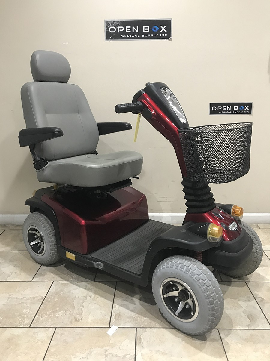 Pride Celebrity XL Heavy Duty/High Weight Capacity Scooter ...