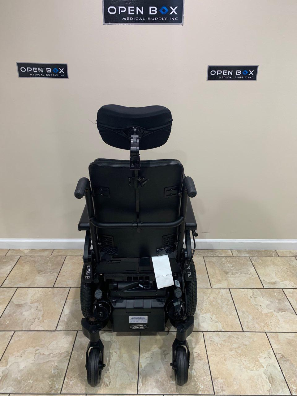 Quickie Pulse 6 Electric Wheelchair