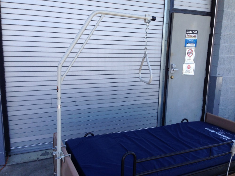 Used Invacare Offset Trapeze Bar