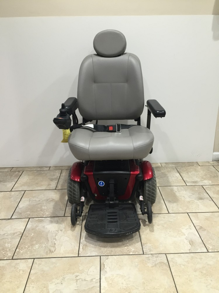 Used Mobility Scooters For Sale >> Used Pride Jet 3 Ultra Electric Wheelchair