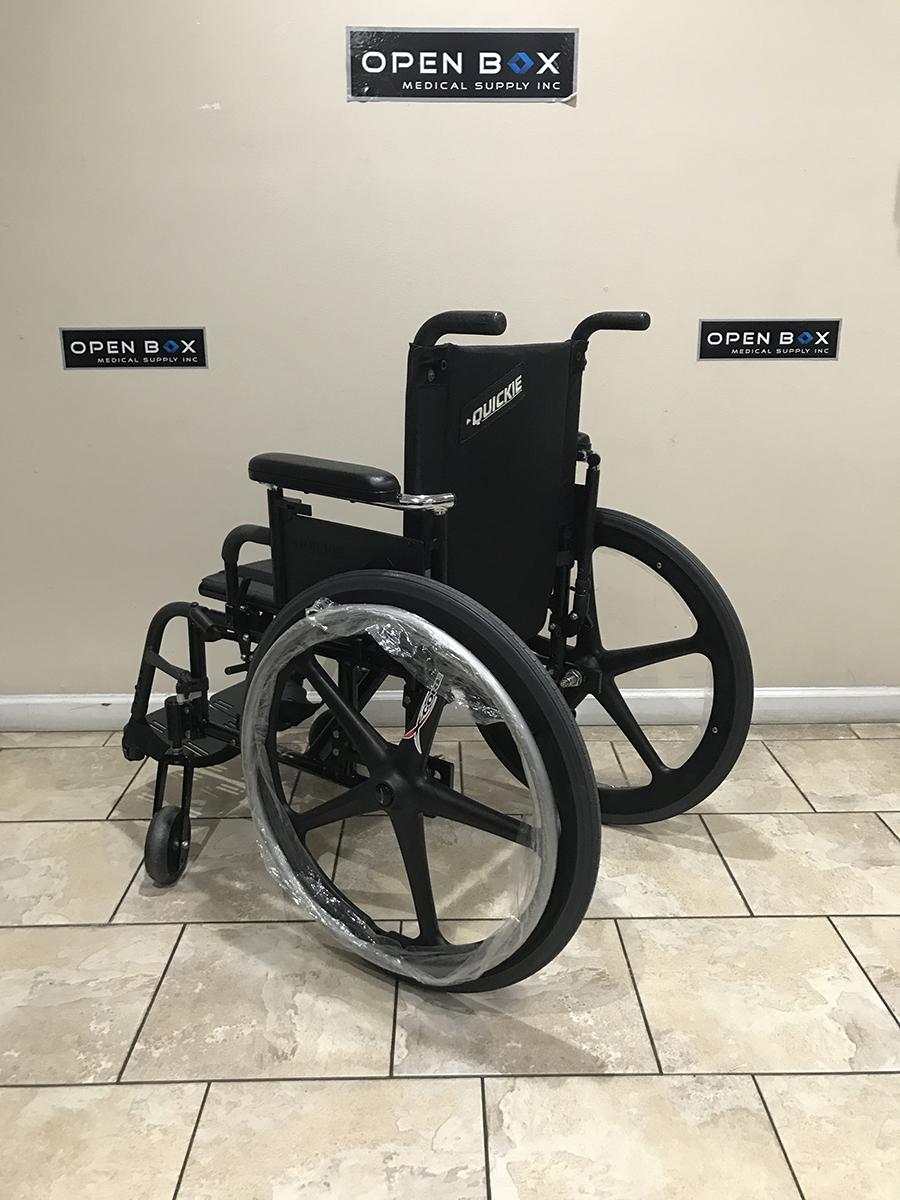 Quickie 2 Ultralight Folding Manual Wheelchair