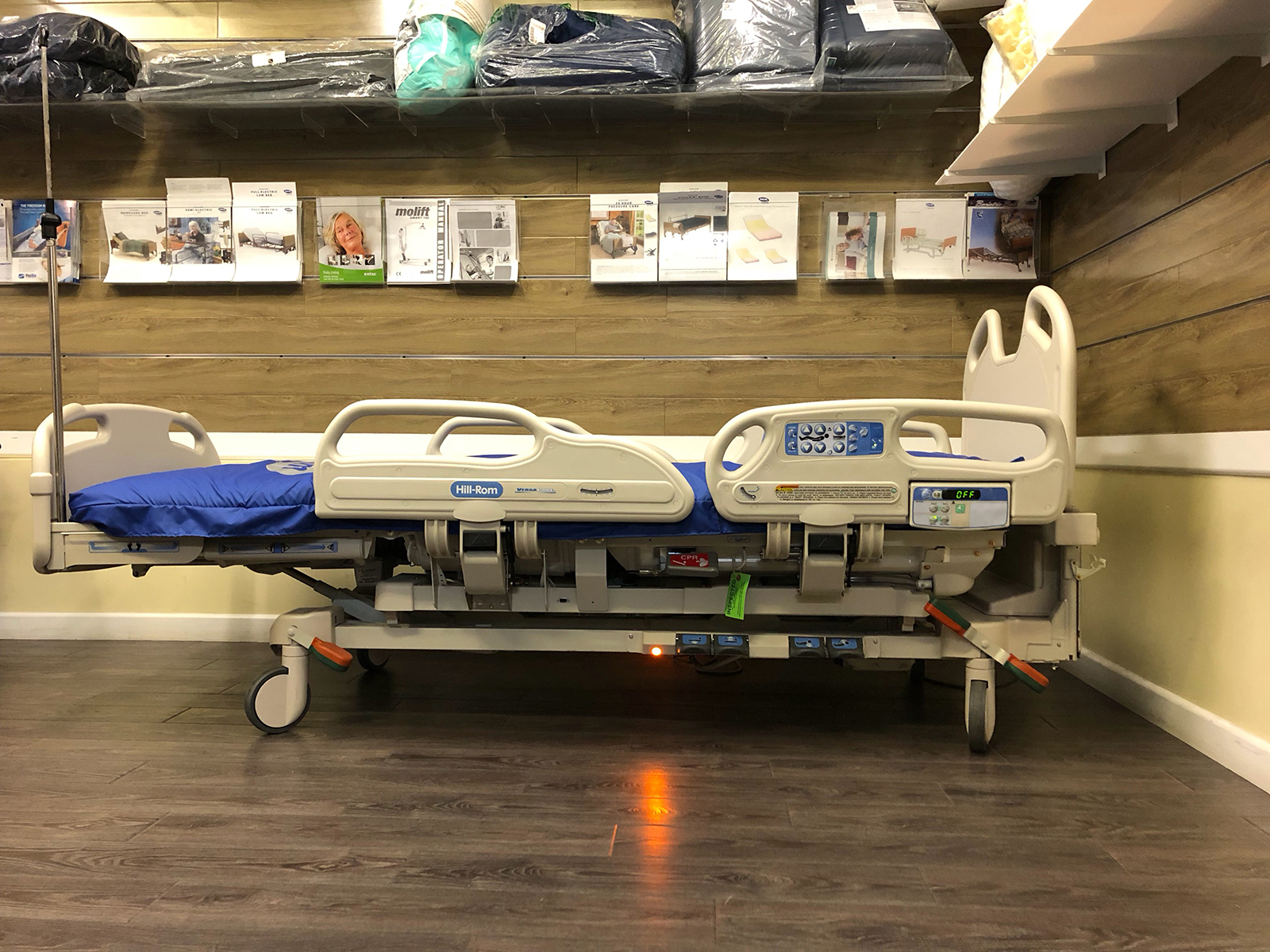 VersaCare P3200 Hospital Bed