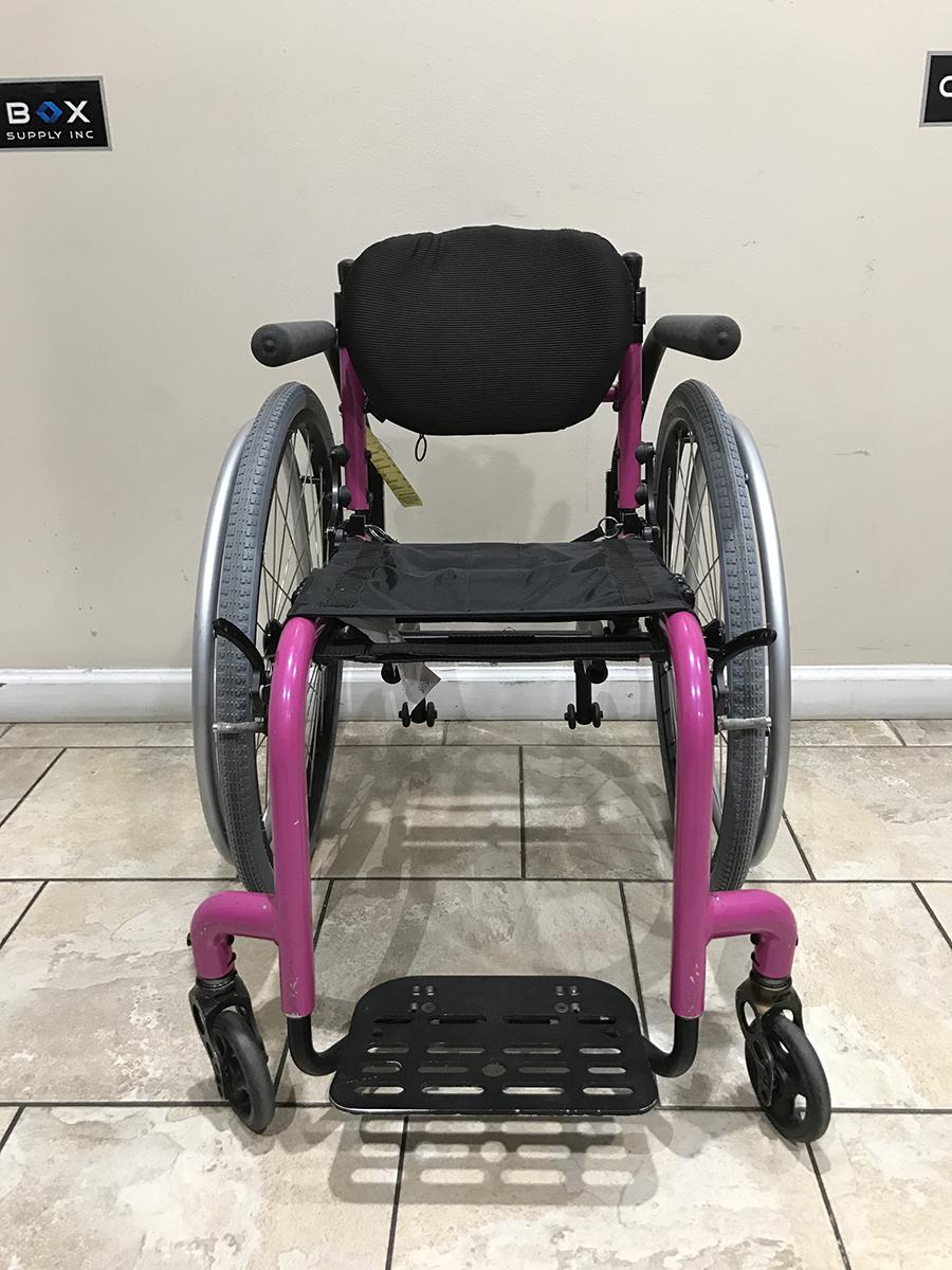 Sunrise Zippie Zone Pediatric Rigid Manual Wheelchair