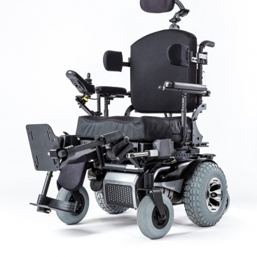 Amy Systems Alltrack R Series Hybrid Drive Power Wheelchair