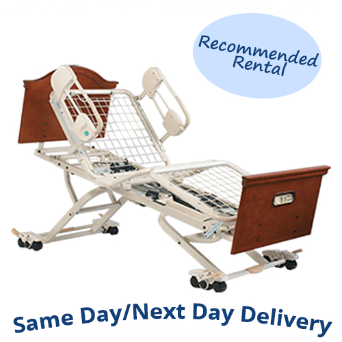 Deluxe Home Care Bed Rental in LA County Area