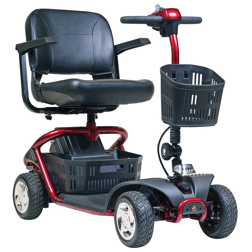 golden technologies full size companion 4 wheel scooter. Black Bedroom Furniture Sets. Home Design Ideas