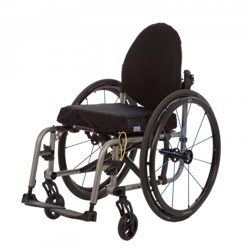 TiLite 2GX Series 2 Folding Titanium Wheelchair
