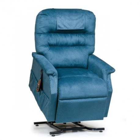 Blue 3 Position Reclining Lift Chair for Rental