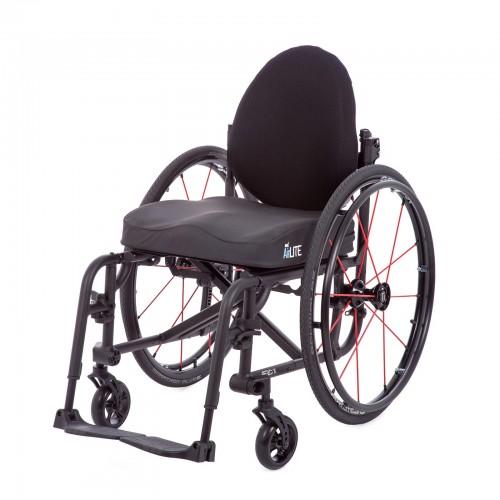 TiLite Aerox X Series 2 Folding Ultralight Wheelchair