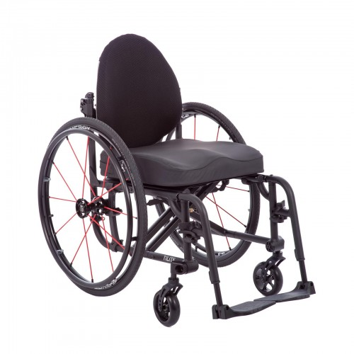 TiLite Aero X Series 2 Folding Ultralight Wheelchair