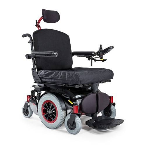 Alltrack HD Series Mid-Wheel Power Wheelchair