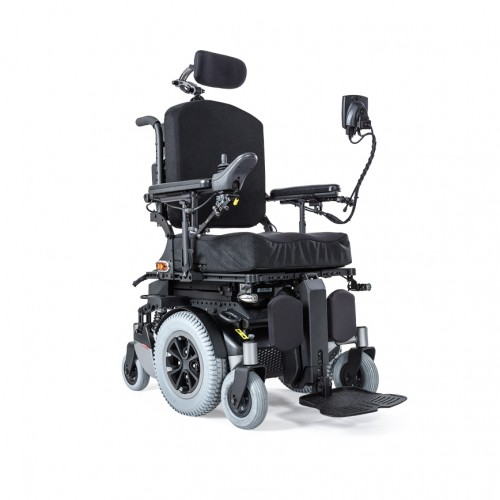 Alltrack M Series Mid-Wheel Power Wheelchair
