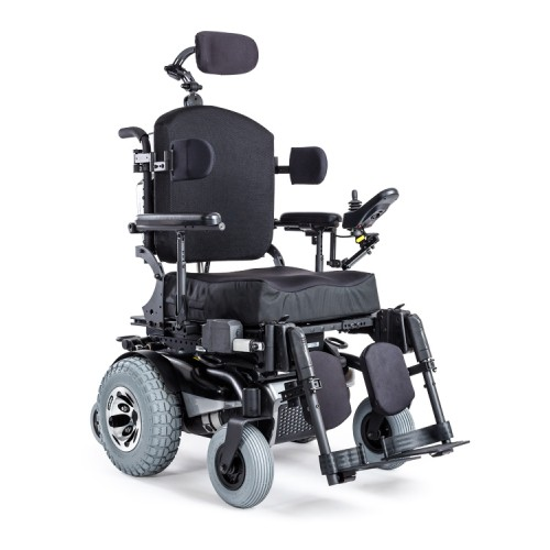 Alltrack R Series Hybrid-Drive Power Wheelchair