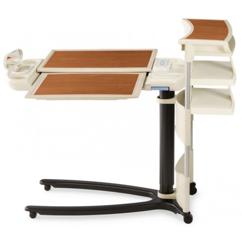 Art of Care Overbed Table 636 Fully Loaded