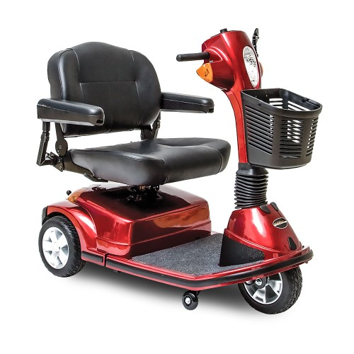 Heavy Duty / Bariatric Mobility Scooter Rental