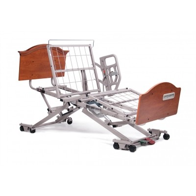 Basic American Zenith 7100 Hi-Low Hospital Bed Package