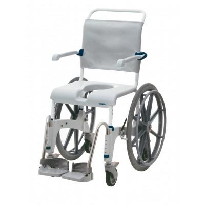 "Clarke Healthcare OceanSP Shower Chair 24"" Self-propel Wheels"