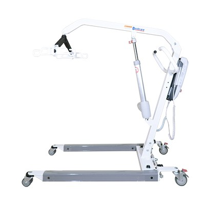Side view of Bariatric Power / Electric Patient Lift Rental