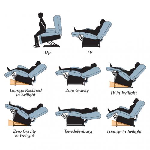 Golden EZ Sleeper Positions
