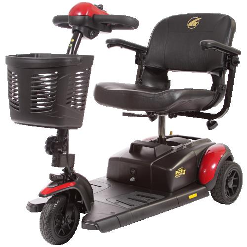 Golden Tech Buzzaround LT 3-Wheel Mobility Scooter