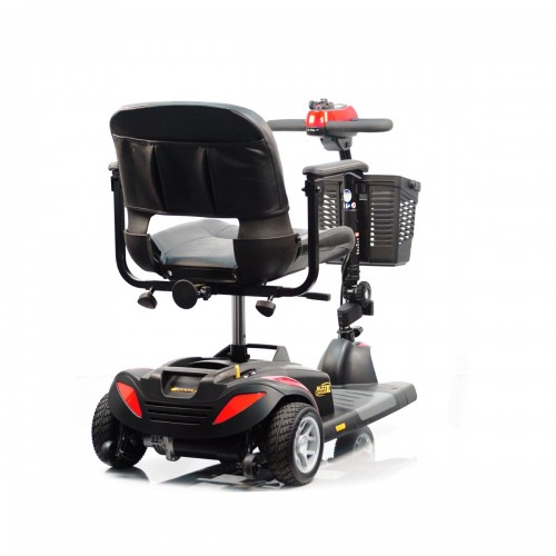 Back view of Golden Tech Buzzaround XL 3-Wheel Mobility Scooter