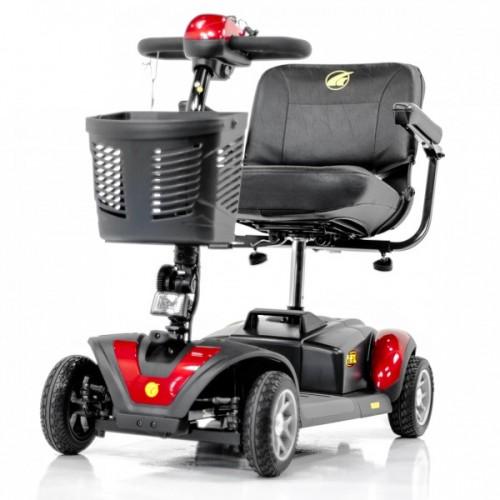 Red Golden Tech Buzzaround XL 4-Wheel Mobility Scooter
