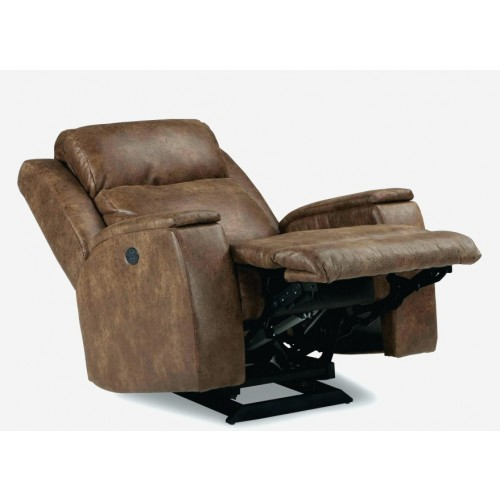 Brown Elevated Golden Tech Capri 2-Position Lift Chair