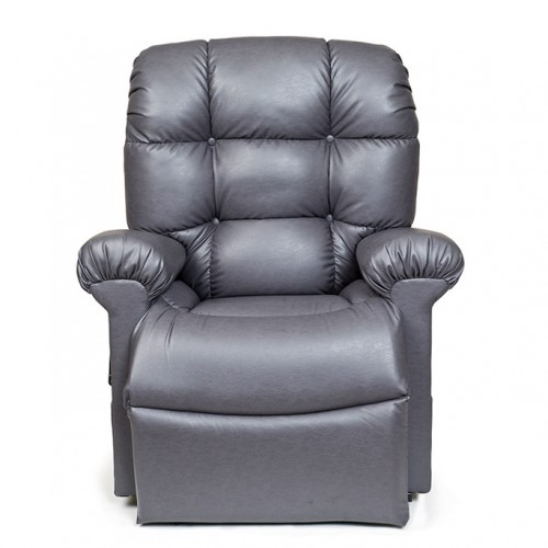 Grey Golden Tech Cloud Infinite Position Lift Chair