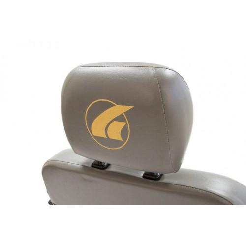 Back Headrest of Golden Tech Compass HD GP620 Power Wheelchair
