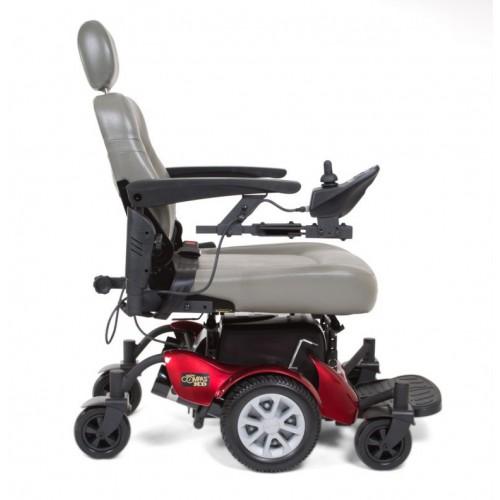 Side view of Golden Tech Compass HD GP620 Power Wheelchair