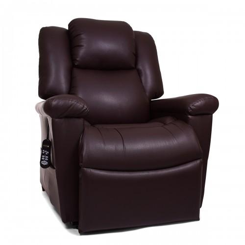 Dark Brown Golden Tech Day Dreamer Infinite Position Lift Chair