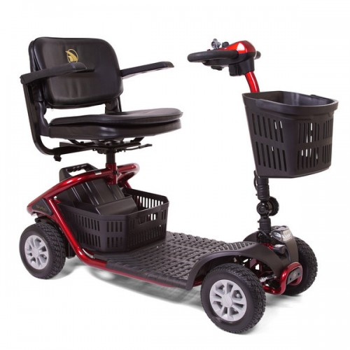 Golden Tech Literider 4-Wheel Mobility Scooter